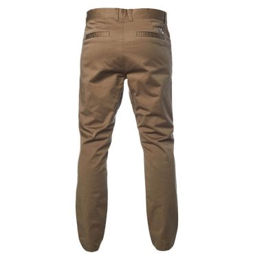 FOX Stretch Slim Fit Chino Pant Bark