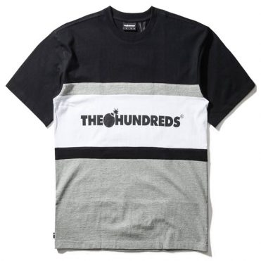 The Hundreds Club Knit T-Shirt Athletic Heather