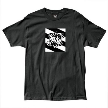 The Quiet Life Optical T-Shirt Black