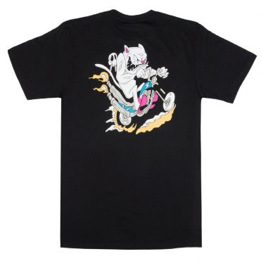 Rip N Dip Nerm Gear Head T-Shirt Black