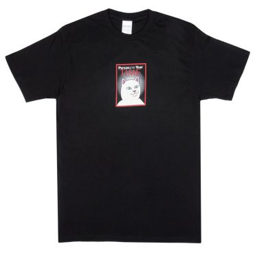 Rip N Dip Nerm Of The Year T-Shirt Black