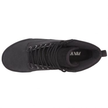 Supra Graham CW Shoe Black Black