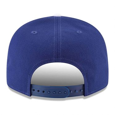 New Era 9Fifty Los Angeles Dodgers Game World Series 2018 Snapback Hat Dark Royal