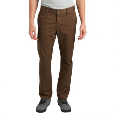 Dickies WP009 '67 Cropped Taper Fit Pant Timber Brown