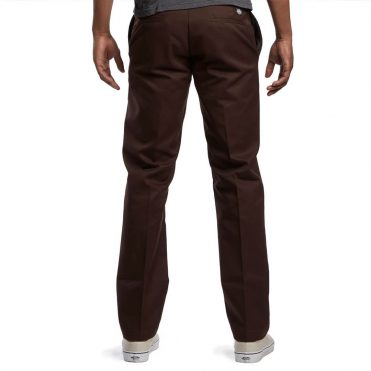 Dickies WP894 '67 Flex Slim Fit Pant Chocolate Brown
