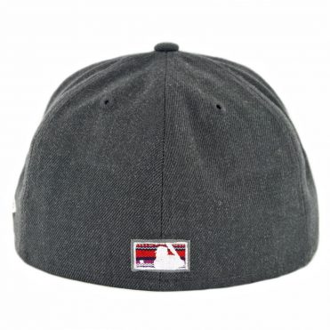New Era x Billion Creation 59Fifty San Diego Padres Cooperstown Zarape Fitted Hat Heather Dark Graphite