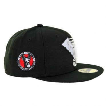 New Era x Billion Creation 59Fifty Tijuana Xolos Baja California Fitted Hat Black