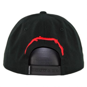Primitive x Dragon Ball Z Dragon Snapback Hat Black