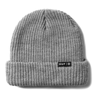 HUF Usual HOL18 Beanie Grey Heather