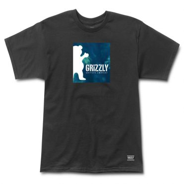 Grizzly Deep Water T-Shirt Black