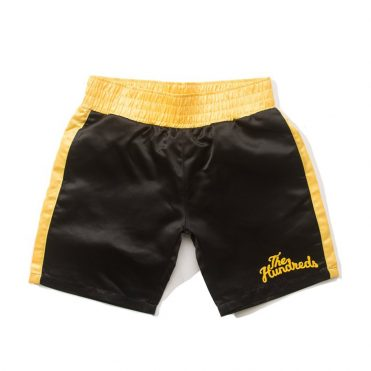 The Hundreds Rocky Shorts Black