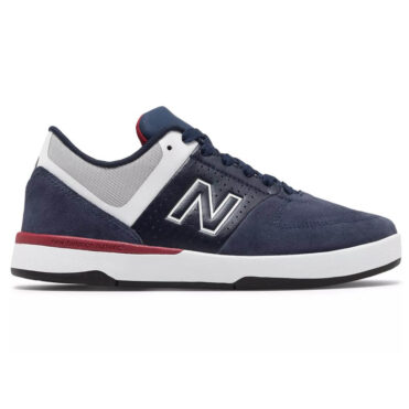 New Balance Numeric 533v2 Shoe Navy Red