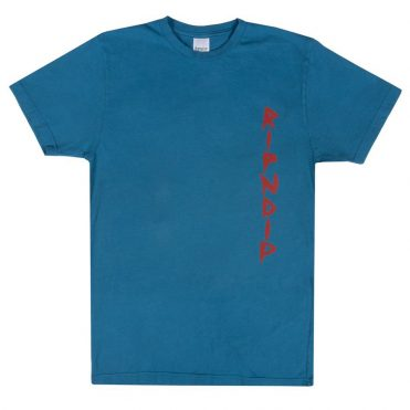 Rip N Dip Brawl T-Shirt Harbor Blue