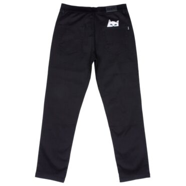 Rip N Dip Lord Nermal Denim Pants Black