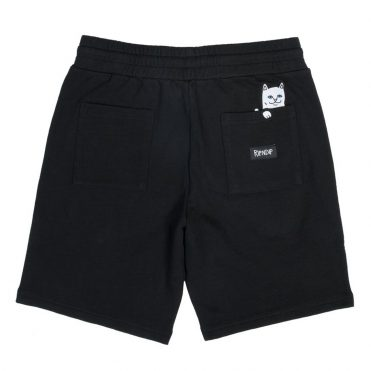 Rip N Dip Peeking Nerm Shorts Black