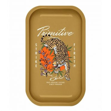 Primitive Ginza Rolling Tray Gold