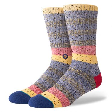 Stance Sprinkle Sock Black
