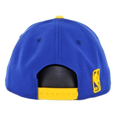 huge selection of 6893d 5ea52 New Era 9Fifty Golden State Warriors The Town Snapback Hat Royal Blue Yellow
