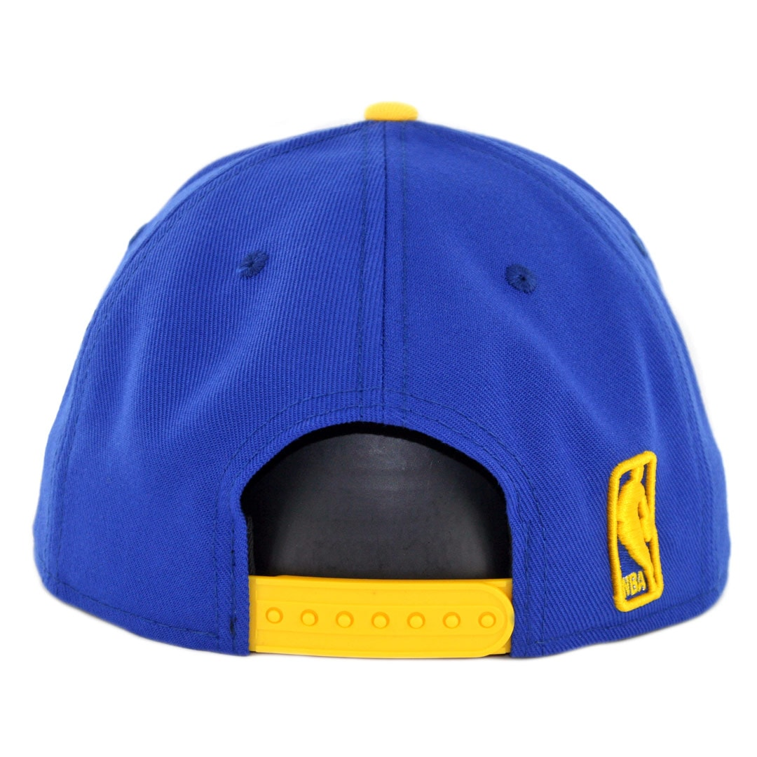 New Era 9Fifty Golden State Warriors The Town Snapback Hat Royal ... 7c79121c9c7