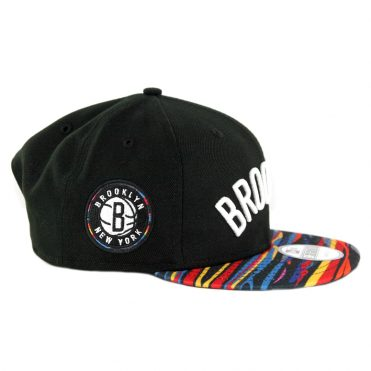 New Era 9Fifty Brooklyn Nets City Series 2018 Snapback Hat Black