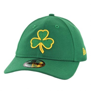 New Era 9Twenty Boston Celtics Alternate City Series 2018 Strapback Hat Kelly Green