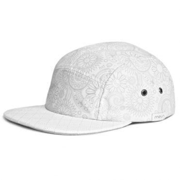 Melin Intrigue Strapback Hat White