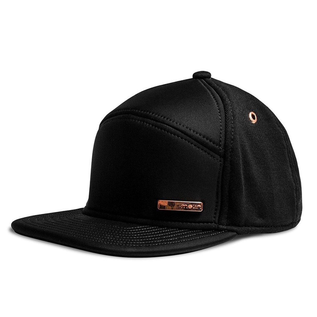buy popular 33d5d 3100f ... australia melin the mini bar snapback hat black rose gold 6b014 372a4