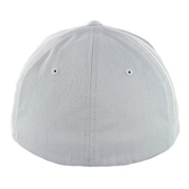 Fox Head Clouded Flexfit Hat Grey Red