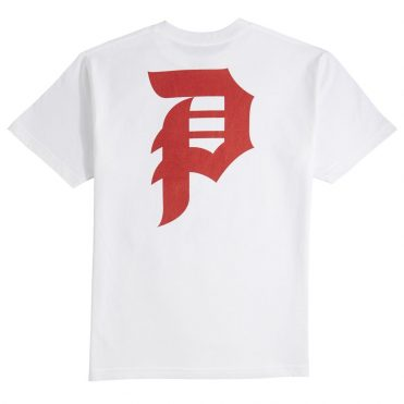 Primitive Dirty P T-Shirt White