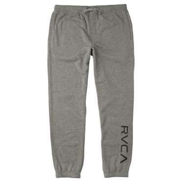 RVCA VA Guard Fleece Sweatpant Heather Grey