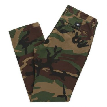 Vans Authentic Chino Pants Camo