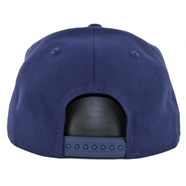 New Era 9Fifty San Diego Padres Alternate Cooperstown Logo Pack Snapback Hat Light Navy