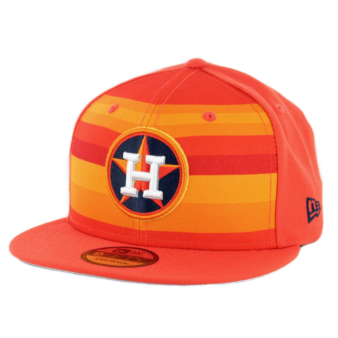 100% authentic 03e47 278ad ... 59fifty 17230 1f35c  cheap new era 9fifty houston astros alternate logo  pack snapback hat orange def42 8e398