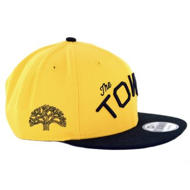 a0e0dbcae25 ... New Era 9Fifty Golden State Warriors Color Flip Snapback Hat Gold Black