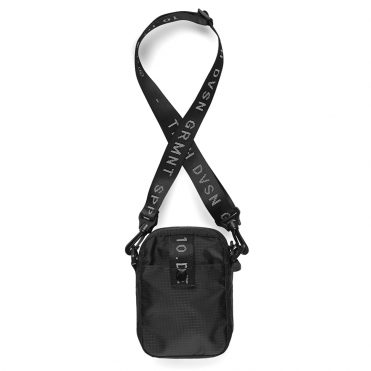 10 Deep Division Satchel HOL18 Black