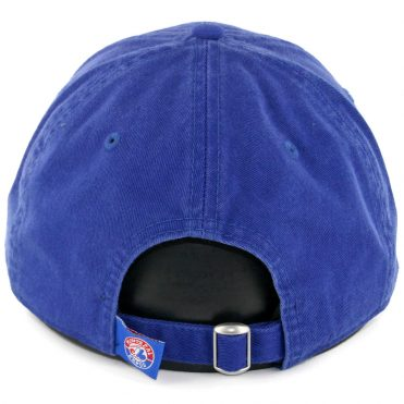 New Era 9Twenty Montreal Expos Cooperstown Strapback Hat Royal Blue