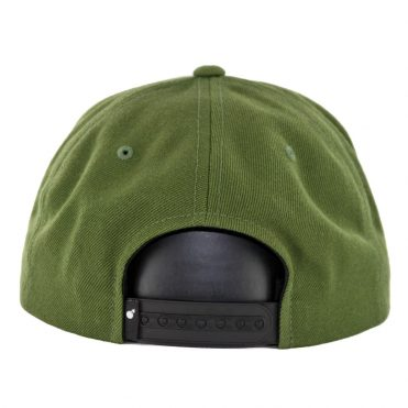 The Hundreds Senior Snapback Hat Olive