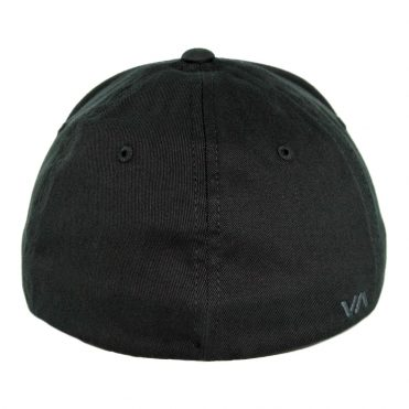 RVCA RVCA Flex Fit Hat Black