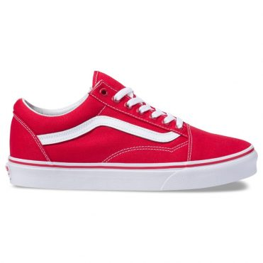 Vans Old Skool Canvas Shoe Formula One