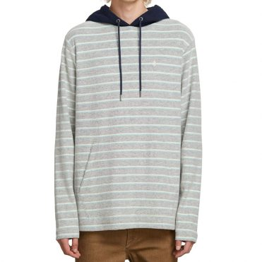 Volcom Chiller Pullover Hooded Sweatshirt Blue