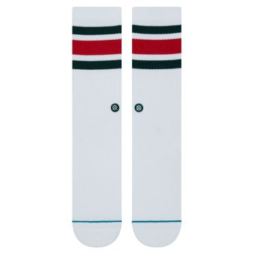 Stance Boyd 4 Sock Whitered