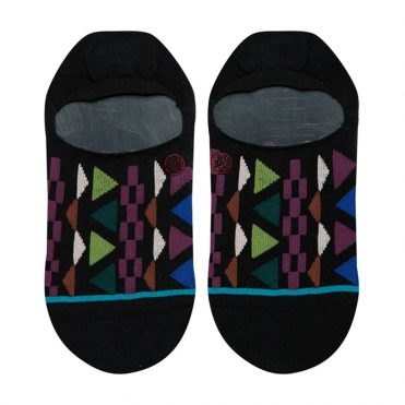 Stance Aztec Low Sock Black