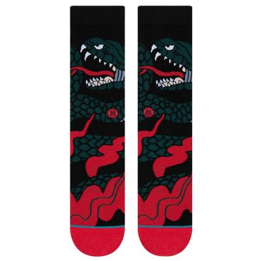 Stance Permanent Sock Black