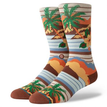 Stance Kekaha Sock Brown