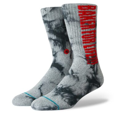 Stance Baker For Life Sock Grey