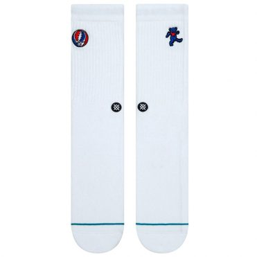 Stance Great Diy Sock White