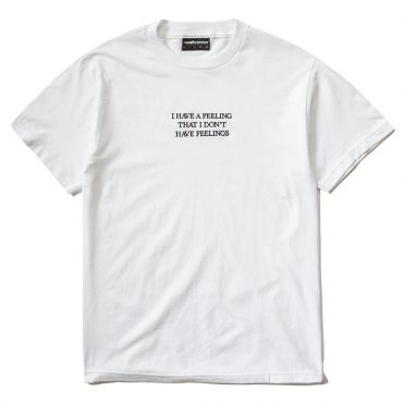 The Hundreds Feelings T-Shirt White
