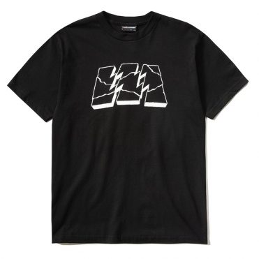 The Hundreds Fight Back T-Shirt Black