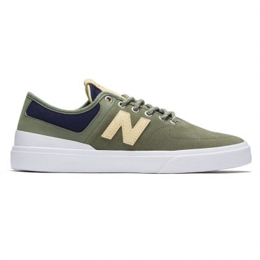 New Balance 379 Shoe Olive Yellow