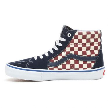 Vans Sk8-Hi Pro Shoe Dress Blues